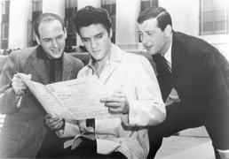 Leiber, Stoller et Elvis