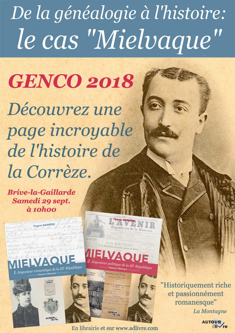 Conférence Genco 2018