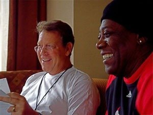 Clarence Clemons & Don Reo